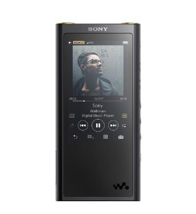 Sony NWZX300 Walkman with High-Resolution Audio