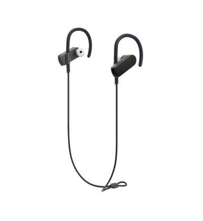 Audio-Technica Sports Wireless Headphones ATH-SPORT50BTBK