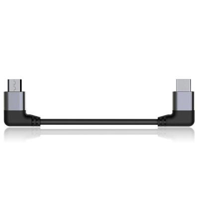 Fiio CL06 USB C to Micro B OTG Cable