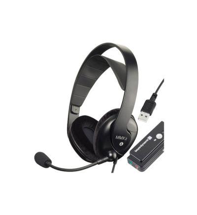 Beyerdynamic MMX 2 PC Gaming Multimedia Digital Headset
