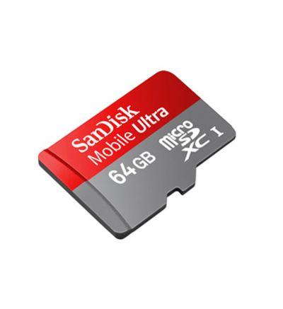 SanDisk Mobile Ultra microSDXC 64GB