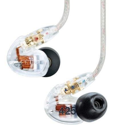 Shure SE425 In-Ear Earphones